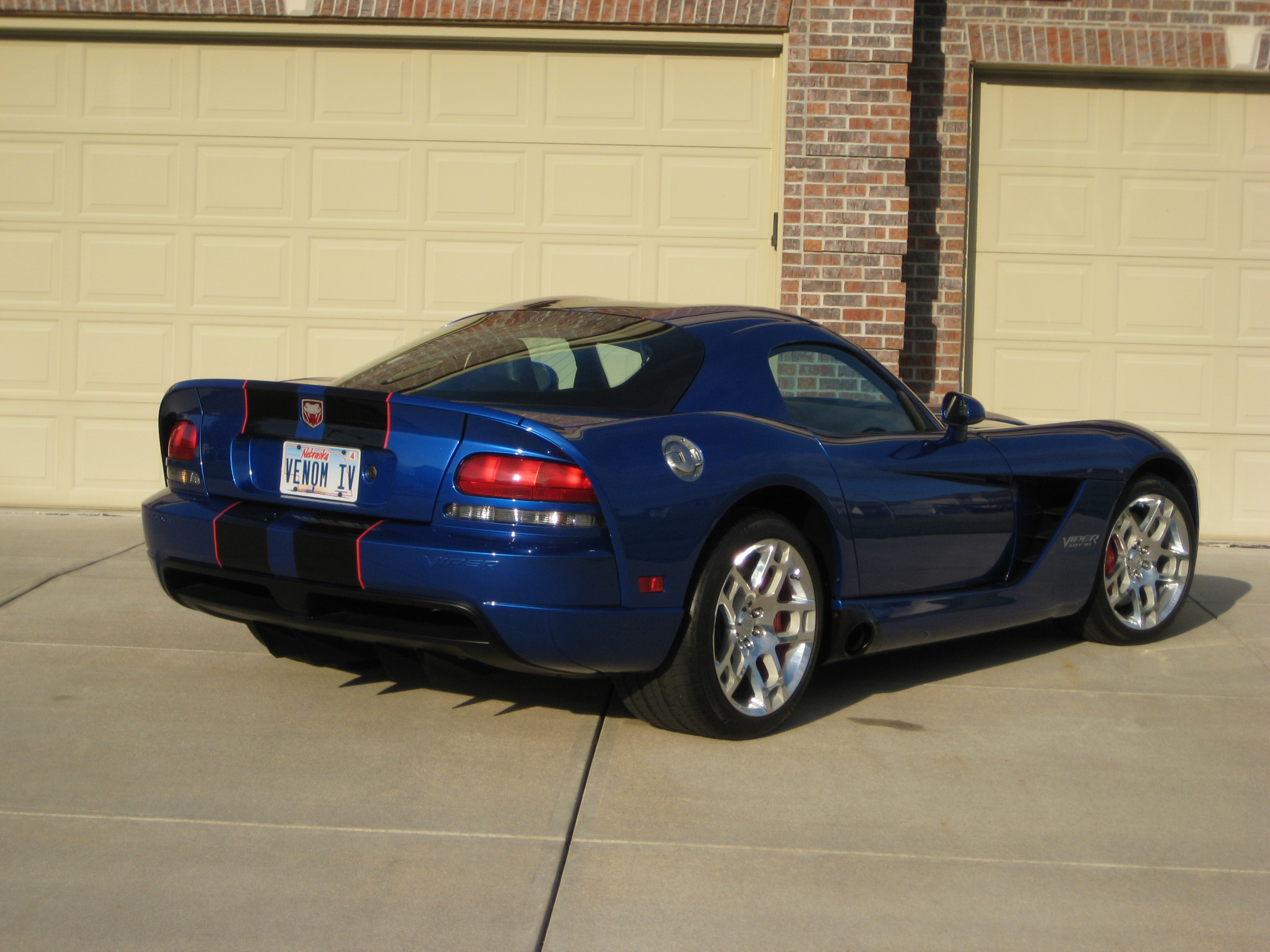 The Blue Thread. - Page 3 - Viper Alley - Dodge Viper ... - photo#24