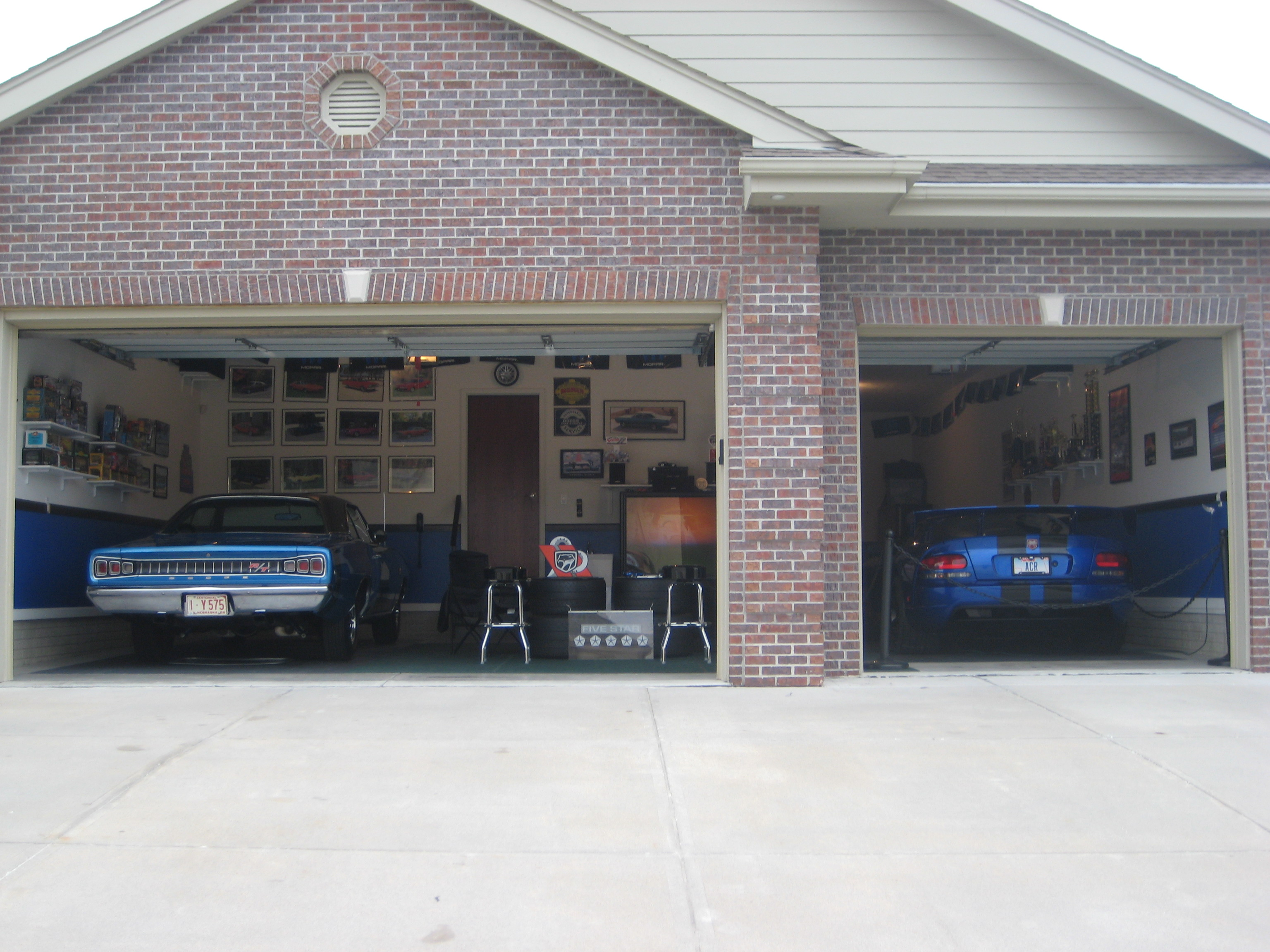 Man Cave Garage Art : Mopar garage man cave