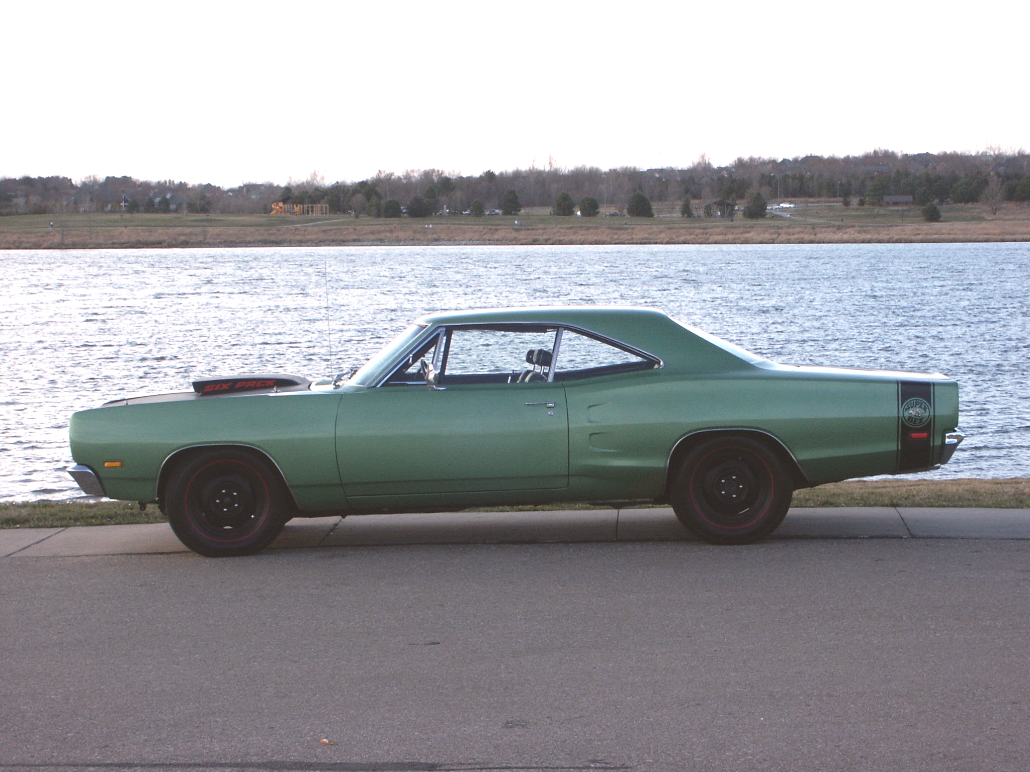 Mopar Garage 1969 Dodge A12 Super bee